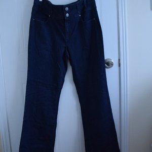 Flared Navy Jeans - Size 32- NWOT
